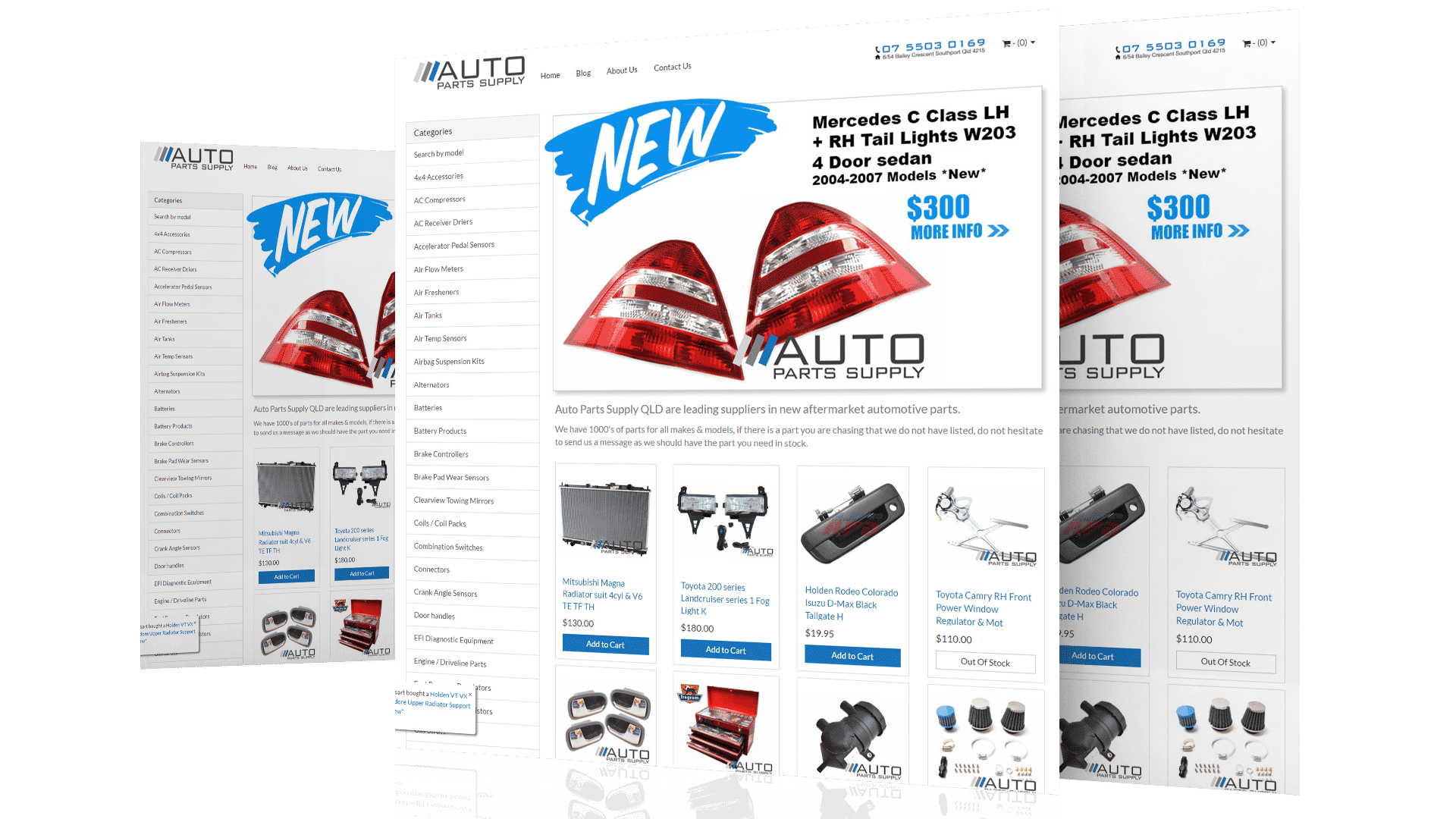 Auto-Parts-Supply-website