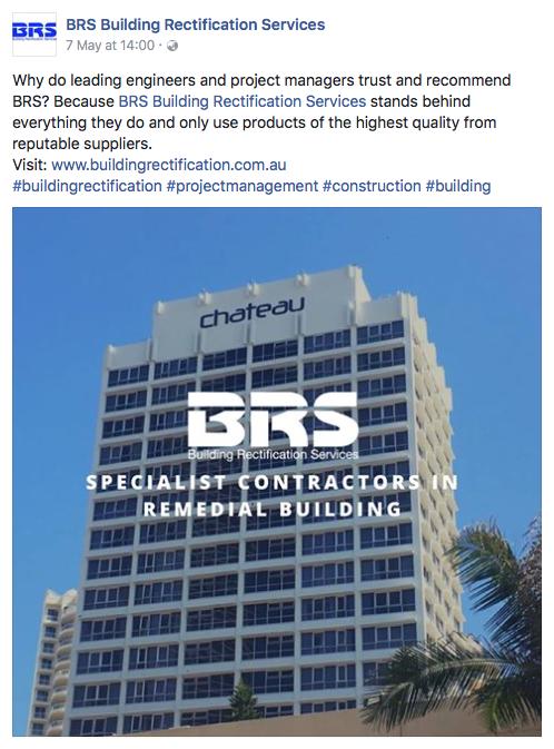 BRS Social Media Management