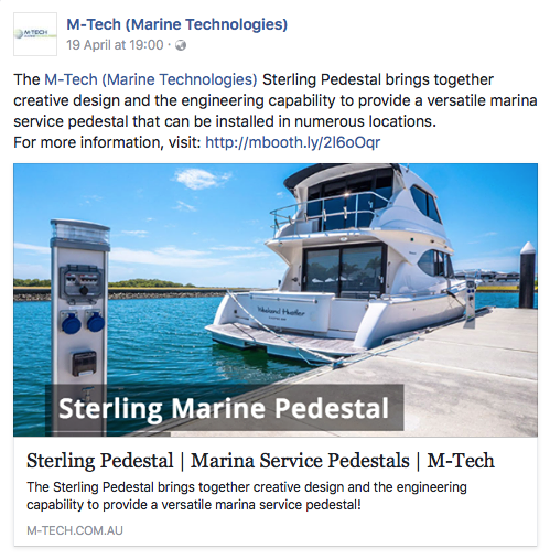 Marine Technologies Social Media Marketing
