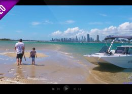 Boat-Review-Family Gold Coast Broadwater