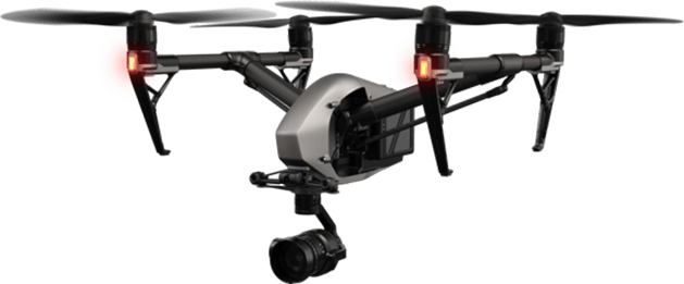 Media Booth Australia Inspire 2 Broadcast Drone