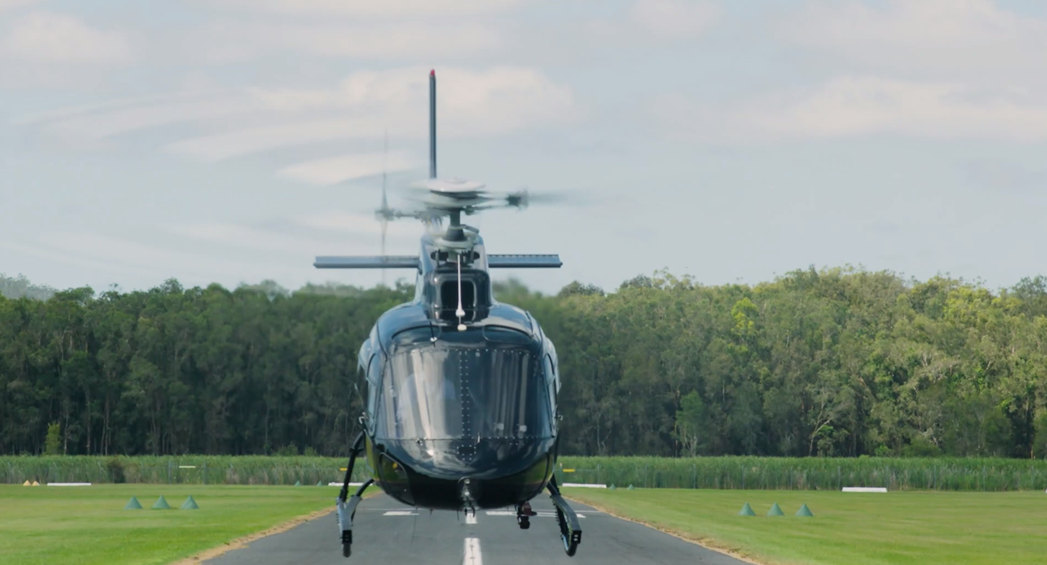 Gold Coast Heli Tours Safety Video