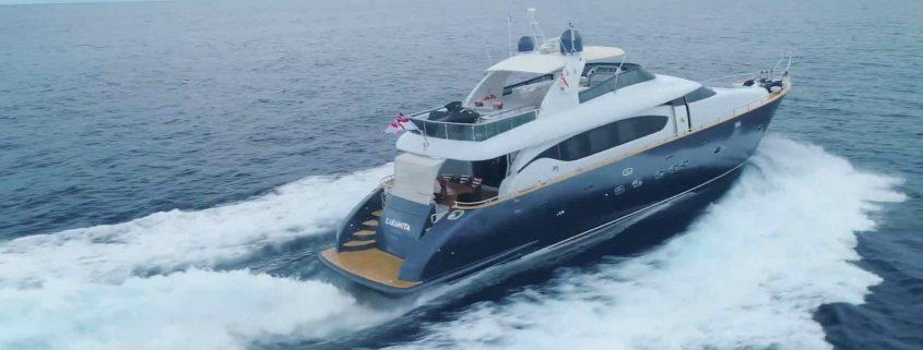 Karanita-Yacht