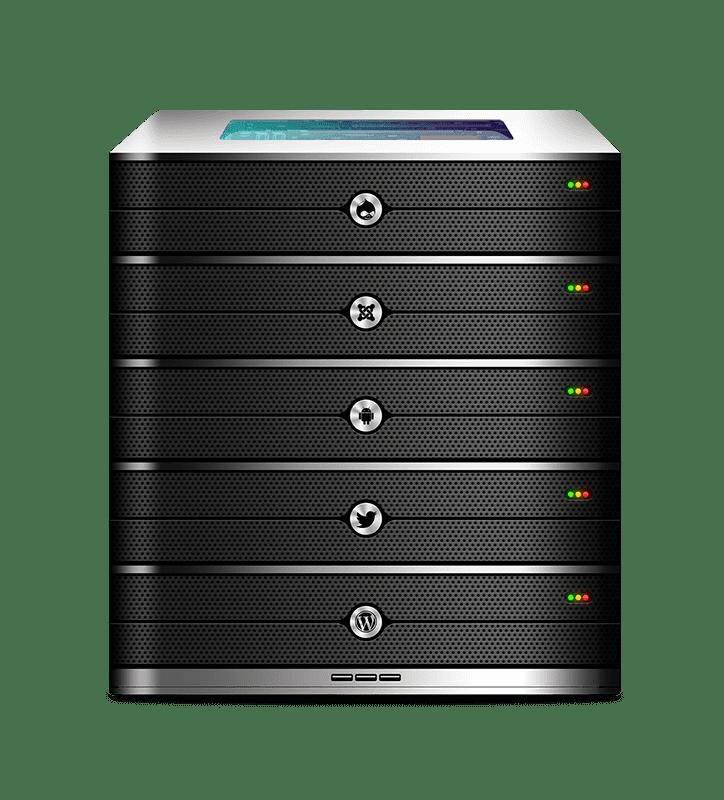 website-hosting-server-image