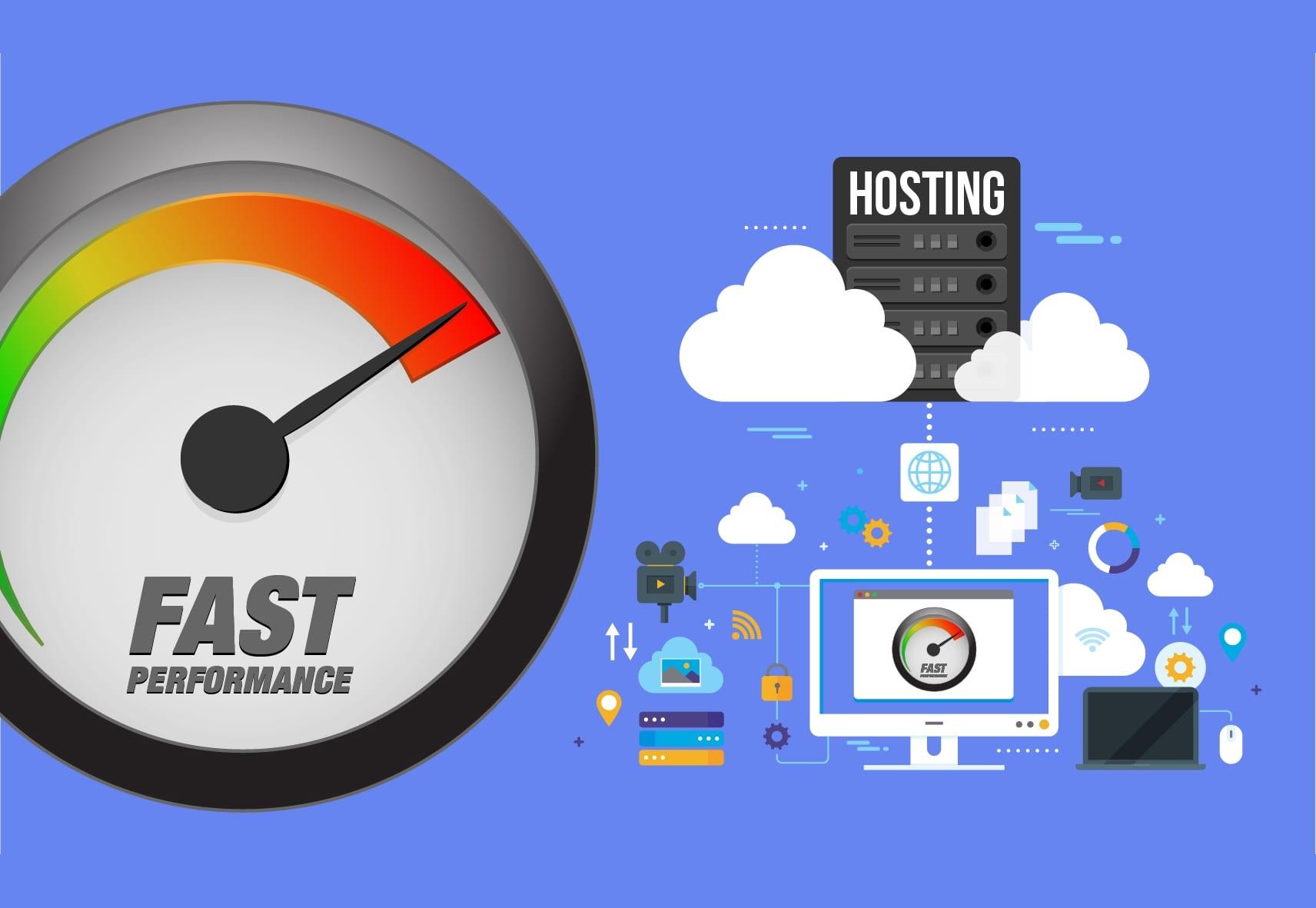 website-hosting-speed