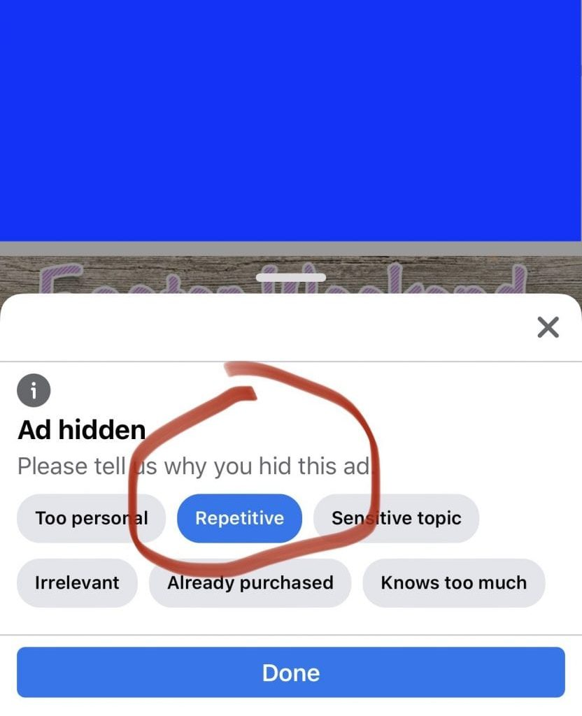 How to see your competitors Facebook Ads2